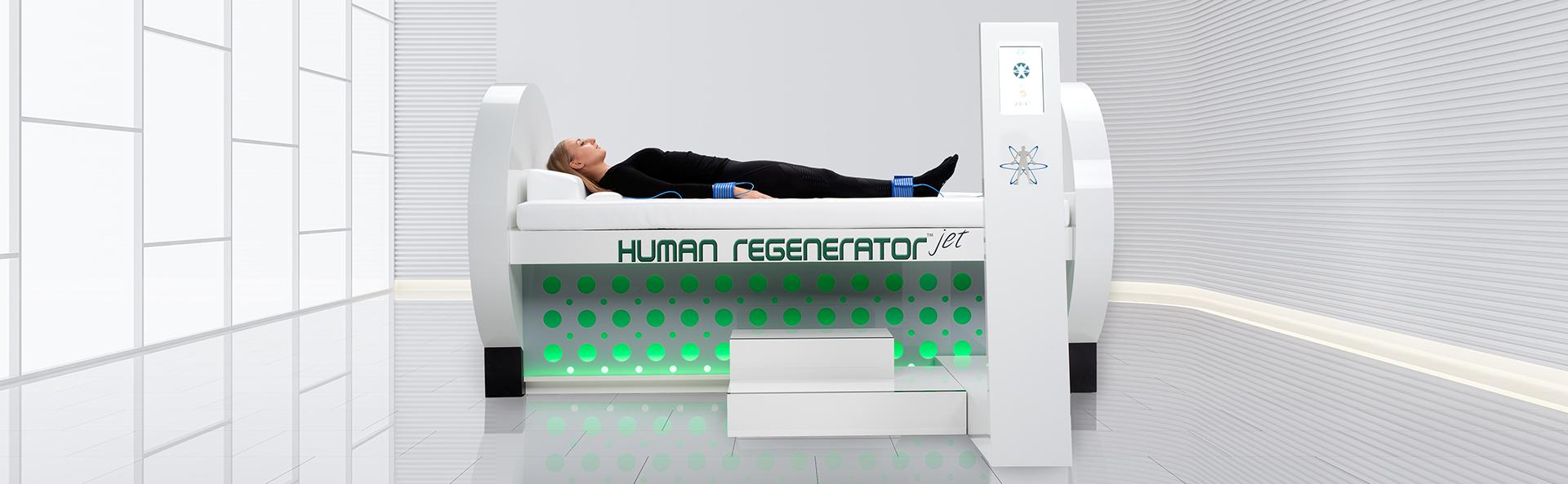 Human Regenerator Jet new 2021