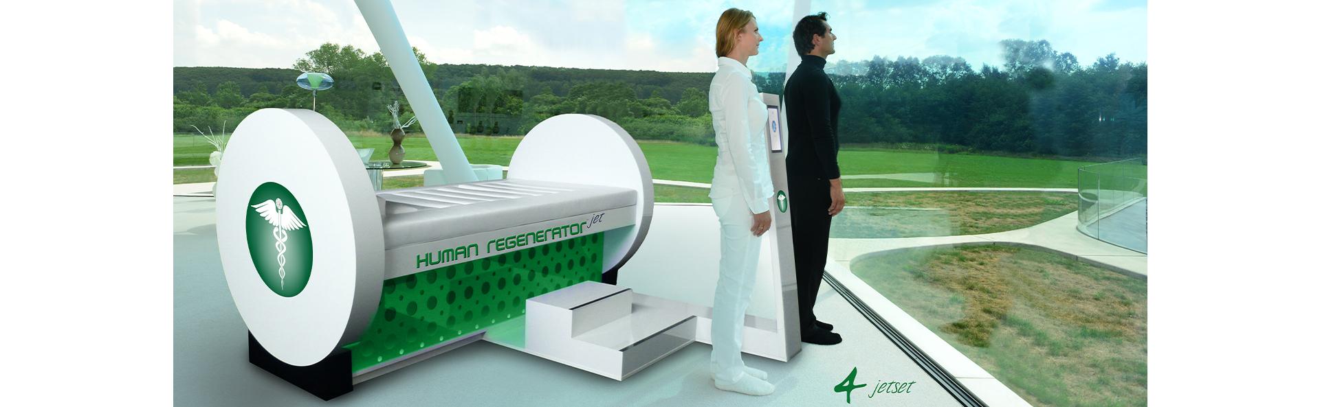 Human Regenerator Jet